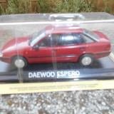 Macheta Daewoo Espero - Masini de Legenda scara 1:43 - Macheta auto