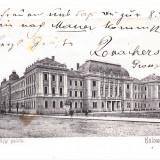 Cluj  Kolozsvar Tribunalul,Curtea de Apel ilustrata clasica circulata in 1903, Printata, Cluj Napoca