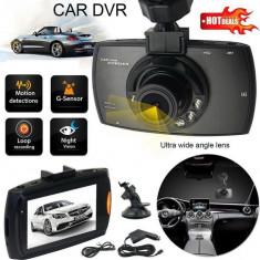 Camera Video Auto DVR Full HD 1080P Infrarosu Filmare Noaptea
