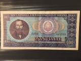 100 lei 1966 - aUNC