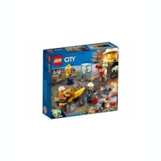 Echipa De Minerit - L60184, LEGO
