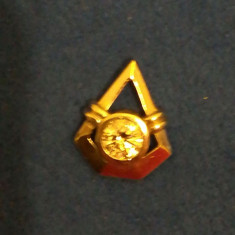 Medalion platina cu diamant - Pandantiv platina