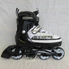 Role copii Hy Skate junior Xtend 900, marime reglabila 33-36 EU