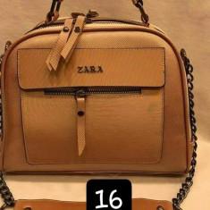 Vand genti dama (Lv, Michael Kors, Zara) - Geanta Dama Zara, Culoare: Din imagine, Marime: One size