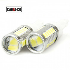 Bec led T20 cu 33 SMD 5630 alb Cartech, Universal