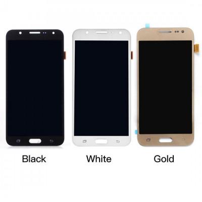 Display Samsung Galaxy J7 J700 2015 original nou foto