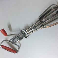 Mixer manual din inox