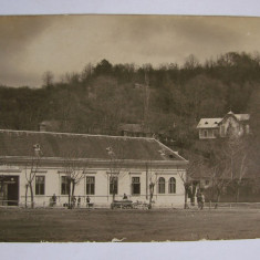 Fotografie ORAVITA realizata in atelierul fotografic Benesch Erno anii 1910 (2) - Carte Postala Banat 1904-1918, Necirculata