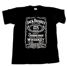 Tricou ROCK Jack Daniels