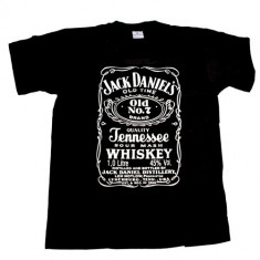 Tricou ROCK Jack Daniels - Tricou barbati, Marime: M, L, XXL