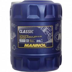 Ulei hidraulic Mannol classic 10w-40- 20l - Ulei motor