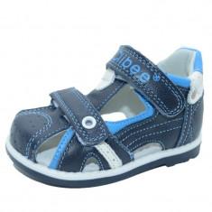 Sandale pentru baieti CLIBEE F-185B, Bleumarin - Sandale copii