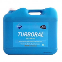 Ulei motor Aral turboral 15w40, 5l