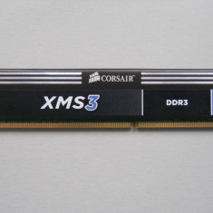 Memorie Ram Corsair XMS3 8 GB (1 X 8 GB) 1600Mhz., DDR 3