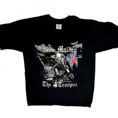 Tricou ROCK Iron Maiden - The Trooper