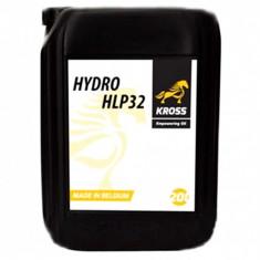 Ulei hidraulic Kross hydro hlp 32- 20l - Compnente turbina