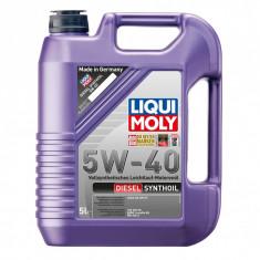 Ulei motor Liqui Moly diesel synthoil 5w-40- 5 l