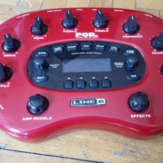 Procesor efecte chitara Line 6 POD xt - Chitara electrica