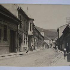 Fotografie ORAVITA realizata in atelierul fotografic Benesch Erno anii 1910 (5) - Carte Postala Banat 1904-1918, Necirculata