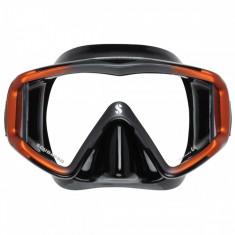 Masca Scubapro - CRYSTAL VU Black - Masca scuba diving