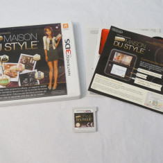 Joc consola Nintendo 3DS - New Style Boutique - complet - Jocuri Nintendo 3DS, Actiune, Toate varstele, Single player