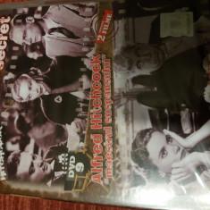 DVD film - Alfred Hitchcock, Romana