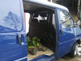 Wolkswagen Transporter T4 3+marfa