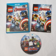 Joc Nintendo Wii U - LEGO Marvel Avengers, Actiune, Toate varstele, Single player