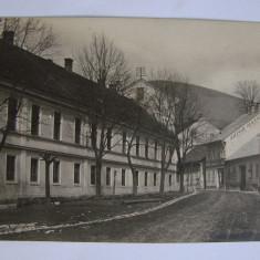 Fotografie ORAVITA realizata in atelierul fotografic Benesch Erno anii 1910 (4) - Carte Postala Banat 1904-1918, Necirculata
