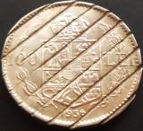 Moneda istorica demonetizata 100 LEI, anul 1936 CAROL II  *cod 2976 - EXCELENTA!