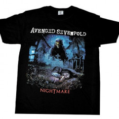 Tricou ROCK Avenged Sevenfold - Nightmare