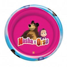 MASHA AND THE BEAR- Piscina cu 3 inele Mondo
