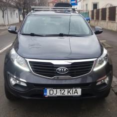 Kia Sportage garantie un singur propietar, Motorina/Diesel, SUV