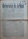 |Ziarul Ceferistul din Ardeal , an 1 , nr. 1 , Sibiu , 1919