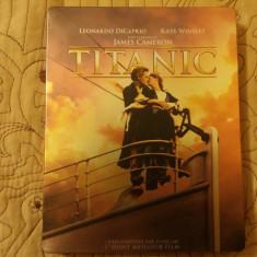 Titanic steelbook nu are discuri - Film actiune FOX, BLU RAY, Romana