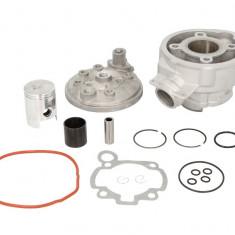Set motor+chiuloasa Nicasil AM6, Yamaha Dt/Tzr Rieju Rr/Rrx/Tango/Mrt/Mrx Aprilia Rs/Rx - Set cilindri Moto