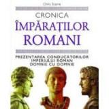 Chris Scarre - Cronica împăraților romani - Carte de aventura