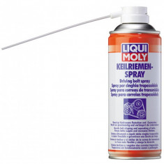 Spray curea trapezoidala Liqui Moly 400 ml - Spray antipatinare curea Auto