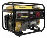 Generator curent electric gp-6500 benzina - trifazic 5500w