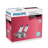 Set becuri far Philips, h7, 55w 12v Vision plus, 2 buc