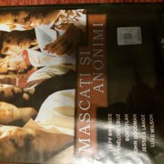 DVD film - Mascati si anonimi, Romana