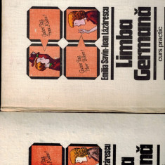 Limba germana, curs practic - Emilia Savin, Ioan Lazarescu, vol 1, 2 - Curs Limba Germana