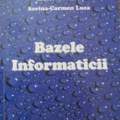 Bazele informaticii - Lucian Luca , Adela Ionescu , ...