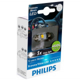 Bec led Philips, c5w, 12v 1w, X-treme vision, 1 buc