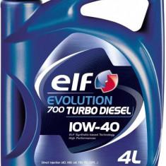 Ulei motor Elf evolution 700 turbo diesel 10w-40- 4l