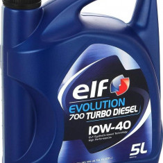 Ulei motor Elf evolution 700 turbo diesel 10w-40- 5l