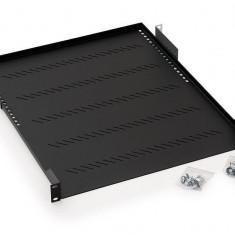 Triton Raft Perf 1U/750 Max.80Kg Negru - Cabinet metalic