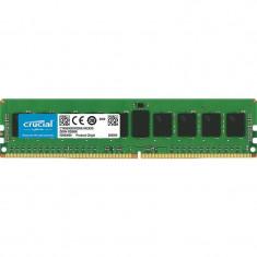 Memorie server Crucial ECC RDIMM DDR4 8GB 2666 MHz CL19 1.2v Single Ranked x4
