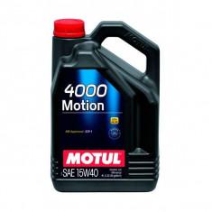 Ulei motor Motul 4000 Motion 15W40, 4L