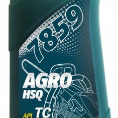 Mannol 2t agro husqvarna- 0.5L